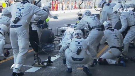 Formula 1'de rekor