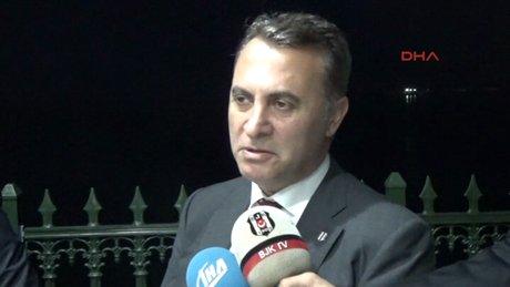 Başkan Orman, Gomez'i tabii ki takımımızda istiyoruz