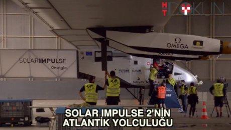Solar İmpulse 2 Sevilla'ya indi