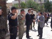 İçişleri Bakanlığı müsteşarı Selami Altınok Silopi'de