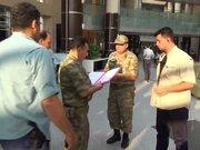 Yaralanan asker ameliyata alındı