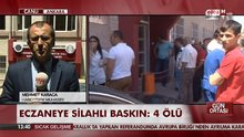Cebeci Hastanesinde silahlı kavga: 4 ölü