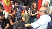 Mersin Üniversitesi'ndeki gerginlik
