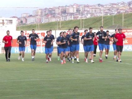 Trabzonspor güç depoladı