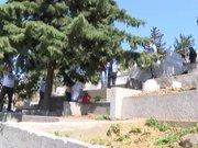 Mezarlıkta kadın cinayeti