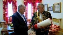 Başbakan Yıldırım, Edirne heyetini kabul etti