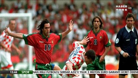 Portekiz'in rakibi Hırvatistan