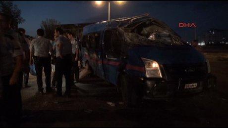 Şanlıurfa Siverek'te kaza: 5'i asker 12 yaralı