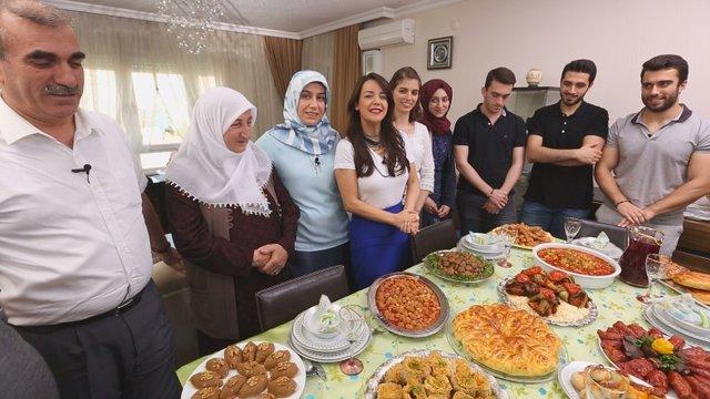 """Bitlis yemekleri """"Nursel ile Ramazan Sofrası""""nda!"""