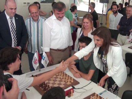 Türkiye Gençler Satranç Şampiyonası başladı