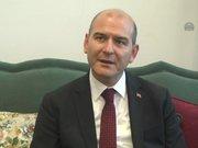 Soylu: 'Türkiye çok önemli bir adıma alan açmış oldu'