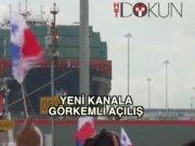 Yeni Panama Kanalı açıldı