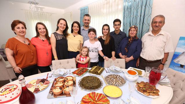 Nursel ile Ramazan Sofrası'nda Trabzon lezzetleri var!