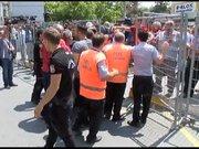 Bakırköy'de hastane önünde kavga