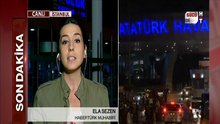 Atatürk Havalimanı'nda 3 ayrı noktada patlama!