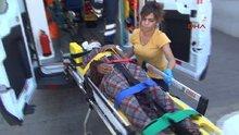 Şanlıurfa'da otomobil devrildi 4 yaralı