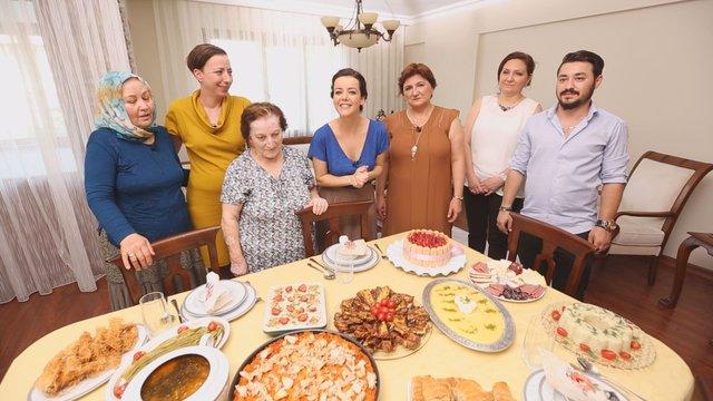 """Balıkesir lezzetleri """"Nursel ile Ramazan Sofrası""""nda!"""