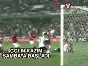 Colin Kazım'dan Brezilya'da tarihi gol