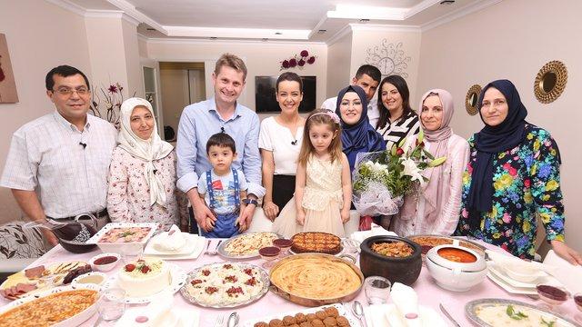 Nursel ile Ramazan Sofrası'nda bugün Kütahya yemekleri yapılıyor!