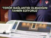 Veysel Eroğlu: 'Adrasan terörden değil'