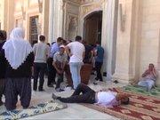 Adana'da cuma namazında bomba şüphesiyle cami boşaltıldı