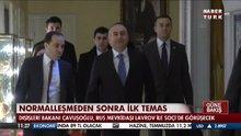 Mevlüt Çavuşoğlu ve Lavrov Rusya'da bir araya geldi