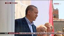 Cumhurbaşkanı Erdoğan saldırıya ilişkin konuştu