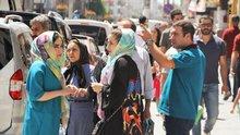 İranlı turistler Van'a akın etti