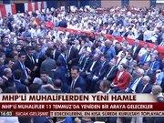 MHP'li muhaliflerden yeni hamle