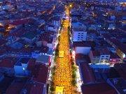 Türkiye'nin en büyük iftar sofrası