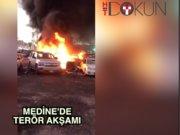 Medine ve Qatif'te bombalı araçla saldırı