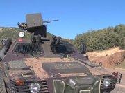 Tunceli'de zırhlı araca EYP'li saldırı