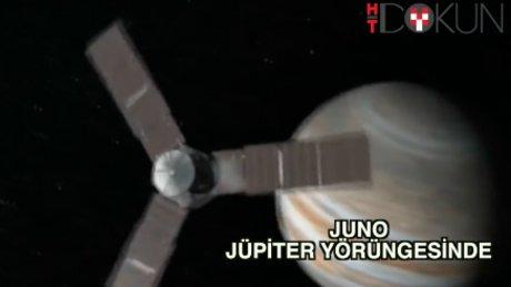 Juno Jüpiter'e kavuşuyor
