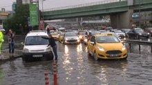 İstanbul'da bayram yağmuru