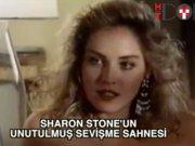 Sharon Stone'un tozlu sahneleri