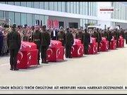 Giresun'da helikopter kazasında ölenler için tören düzenlendi