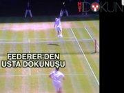 Federer'den akıl dolu sayı