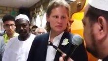 Alman gazeteci Müslüman oldu