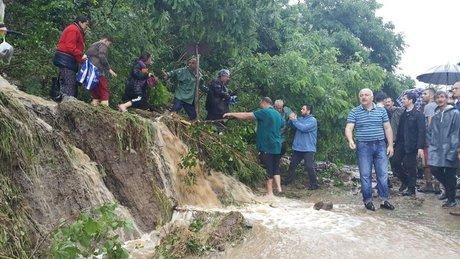 Ordu'daki sel felaketinde 2 kişi öldü, 1 kişi kayıp