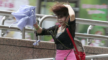 Tayvan'da tayfun felaketi!