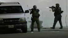 Dallas saldırı amatör kamerayla böyle kaydedildi