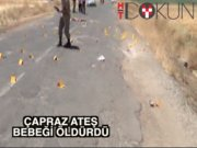 Urfa'da çapraz ateş: 6 aylık bebek öldü