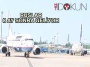 Antalya'ya 'yeniden' Rus akını