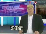 Sinabung 'yanıyor'