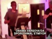 Obama'nın spordaki tercihi Varşova