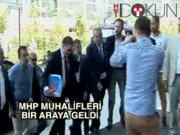 MHP'de muhalifler bir araya geldi