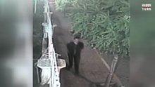 3 polisi şehit eden saldırgan kamerada