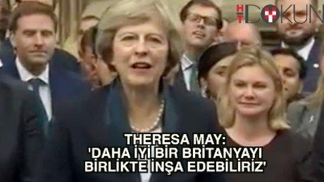 Theresa May başbakanlığa doğru