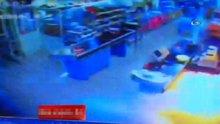 Diyarbakır'da markete bombalı saldırı