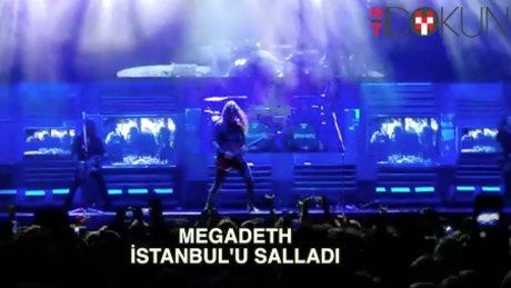 Megadeth Rock-Off'u salladı